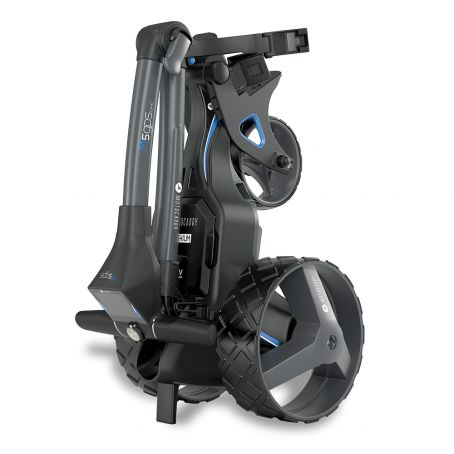 NEW M5 GPS DHC Electric Trolley