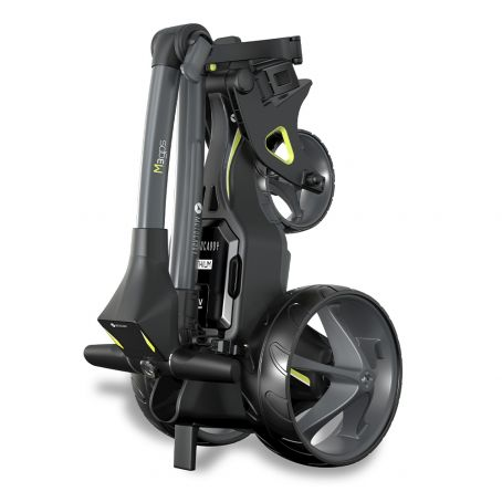 M3 GPS Electric Trolley Folded