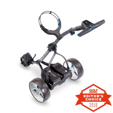 S5 CONNECT DHC Electric Trolley