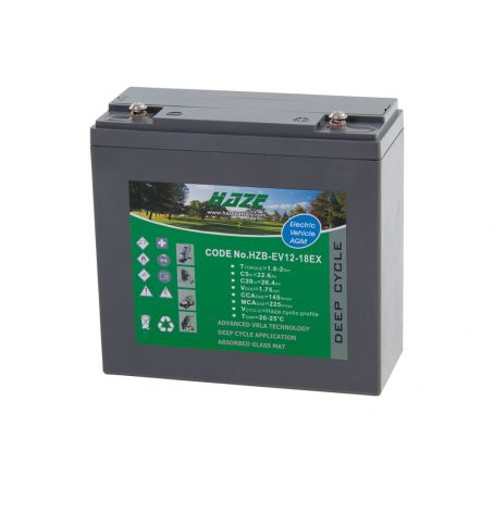 21ah Motocaddy Lead-acid Battery