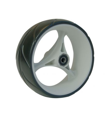 M-Series Front Wheel (Silver)