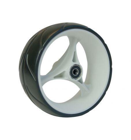 M-Series Front Wheel (White)