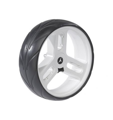 Left Wheel 16 (White)