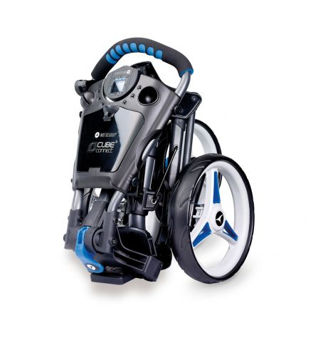 NEW CUBE CONNECT Push Trolley