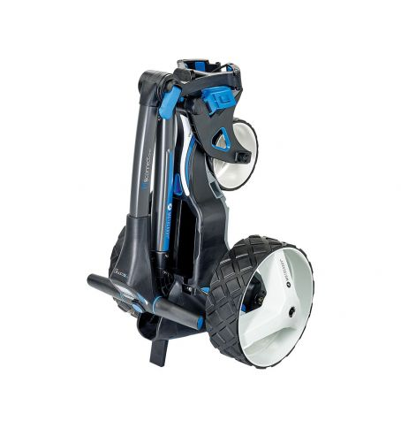 NEW M5 CONNECT DHC Electric Trolley