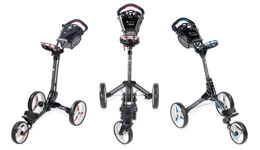 2017 Push Trolley Range