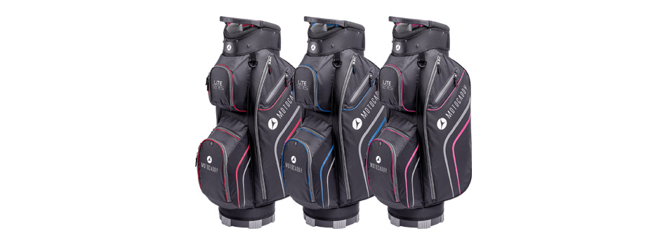 2018 Cart Bag Range