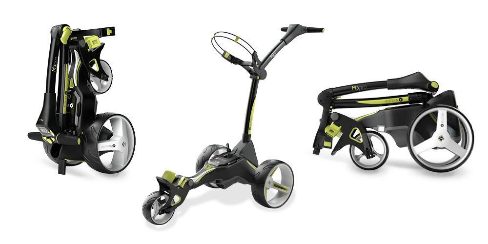 M3 PRO CONNECT Electric Trolley