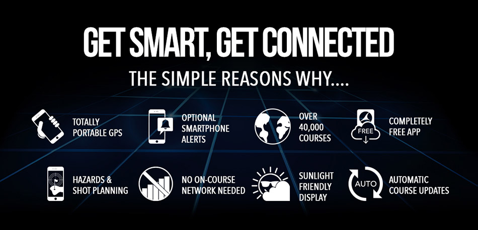 GET SMART, GET CONNECTED