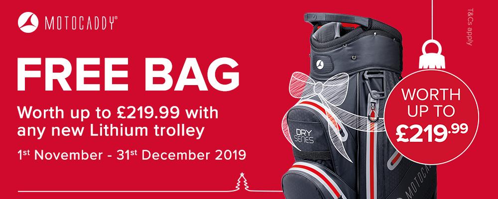 Christmas 2019 FREE Bag Promotion