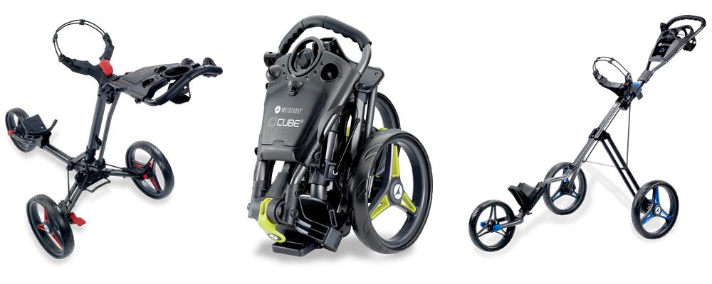 Motocaddy 2020 Push Trolleys