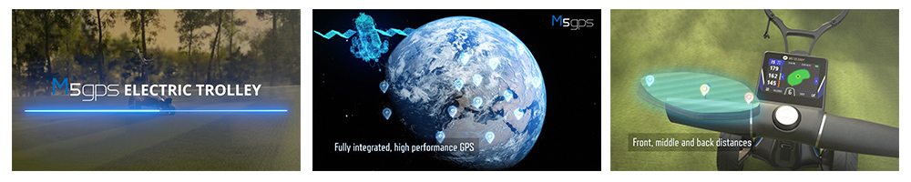 M5 GPS Video