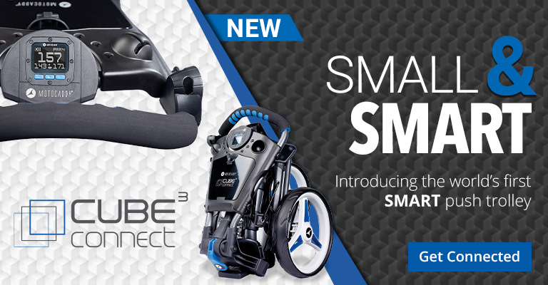 CUBE CONNECT Smart Cart