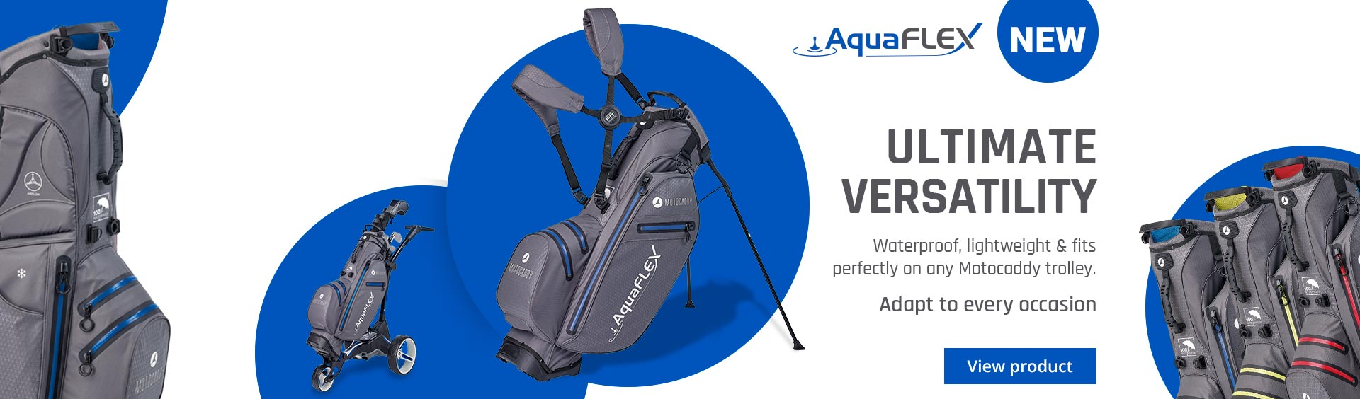 NEW AquaFLEX Stand Bag