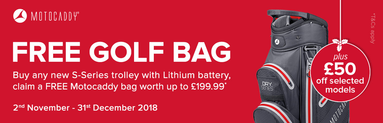 Christmas 2018 FREE Cart Bag Promotion