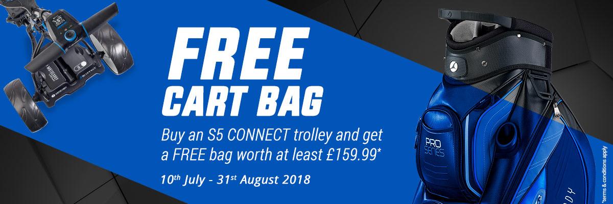 Summer 2018 FREE Cart Bag Promotion