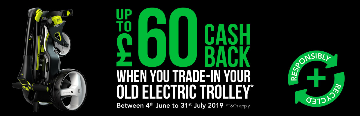 Trolley Trade-in Promotion